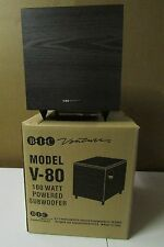 BIC Venturi V-80 Powered Subwoofer