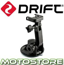 DRIFT SUCTION CUP MOUNT BASE FITS ALL DRIFT CAMERAS HD GHOST S STEALTH 2 GENUINE