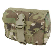 CONDOR MILITARY MEDIC FIRST AID KIT RESPONSE POUCH MOLLE AIRSOFT MULTICAM CAMO