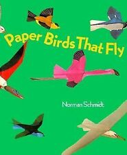 Paper Birds That Fly