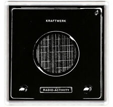 KRAFTWERK RADIO ACTIVITY LP COVER FRIDGE MAGNET IMAN NEVERA