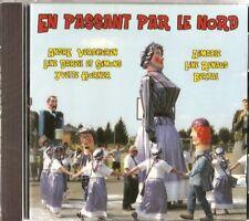 27710 // EN PASSANT PAR LE NORD AIMABLE,VERCHUREN,HORNER CD NEUF