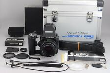 "#1398""""""Excellent+++"""""" ZENZA Bronica ETR Si Special Edition Full Set from JAPAN"