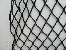 "44"" W Black Woven Nylon Crafts Home Decoration Mesh Organizer Net Sold Per Foot"