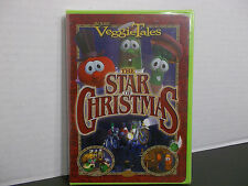 THE STAR OF CHRISTMAS A VEGGIE TALES CHRISTMAS STORY! NEW! SUNDAY MORNING VALUES