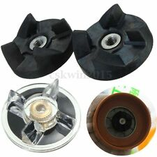 3PCS Combo Rubber Gear Base Gear Spare Replacement Part for Magic Bullet 250W