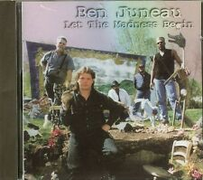 BEN JUNEAU - LET THE MADNESS BEGIN - CD - USED