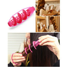 1pc Women Hair Rollers DIY Curlers Large Magic Circle Twist Spiral Styling Tools