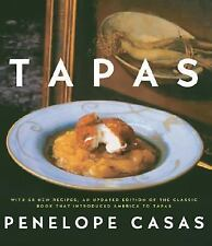 Tapas (Revised): The Little Dishes of Spain, Penelope Casas, Good Book