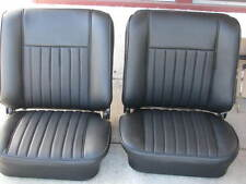 BMW E10 2002 2002tii BLACK GERMAN VINYL STANDARD KIT EARLY MODEL UPHOLSTERY NEW
