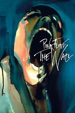 PINK FLOYD THE WALL - SCREAM POSTER - 24x36 CLASSIC ROCK MUSIC 241337