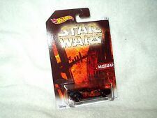 Action Figure Star Wars Hot Wheels Vehicle Car Mustafar Fast Fish 2 of 8