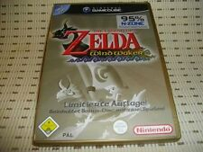 ZELDA THE WINDWAKER EDIZIONE LIMITATA GameCube Wii OVP