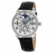Stuhrling Original Men's 835.01 Special Reserve Automatic Skeleton  Watch