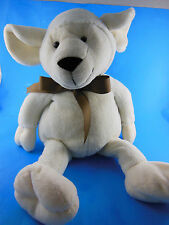 "17"" Bambia German Plush Toy Lamb Sheep Soft and huggable"