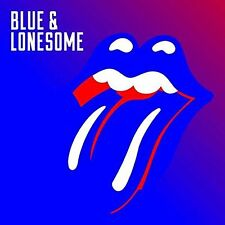 The Rolling Stones Blue & Lonesome VINYL LP NEW FREE SHIP FIRST PRESS SOLD OUT