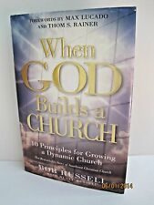 When God Builds a Church by Bob Russell