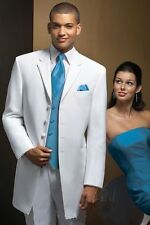 White New Tailcoat Groom (Jacket+Pants+Tie+Vest) custom Men Wedding Suits Tuxedo