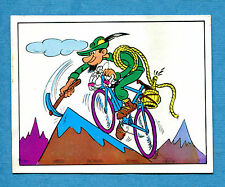 SPRINT '72 - PANINI - Figurina-Sticker n. 33 - VIGNETTA - LO SCALATORE -Rec