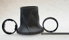 Sram XX X0 Grip Shift Front Worm Spring and Shift Grip with Lockrings, Left Hand