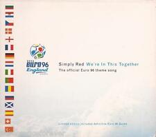 SIMPLY RED - We're In This Together (Euro 96 Theme) (UK LE 4 Tk CD Single Pt 2)