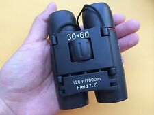 SALE NEW SAKURA Binoculars Telecope 30x60 126/1000m Sports Travel Professional