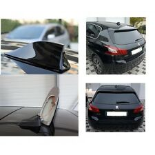 VERITABLE ANTENNE REQUIN FONCTIONNELLE NOIR PEUGEOT 208
