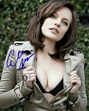 "Elisabeth Moss  8""x 10"" Sexy Signed Color PHOTO REPRINT"