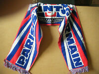 "Collectable ""PARIS SAINT GERMAIN"" French team football scarf."