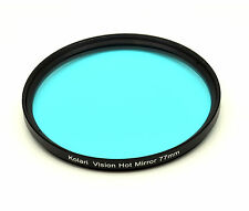 Kolari Vision 77mm Kolari Vision Color Correcting Hot Mirror Filter (UV/IR cut)
