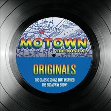 Motown: The Musical - The Classic Songs That Inspired The Broadway Show!, New Mu