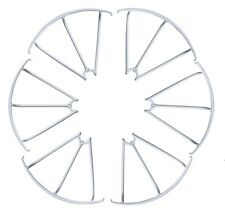 For MJX X600 RC Drone Spare Parts: 3 Pairs Propeller Guard Bumper Protectors