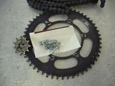 2009 Aprilia RS 50 (2006- ) Sprocket Set Complete