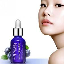 Blueberry Hyaluronic Repair Liquid Collagen Face Essence Desalt Imprint Care 6v