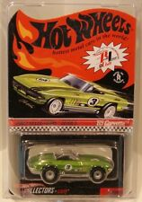 Hot Wheels 2005 RLC sELECTIONs Spectraflame Green '65 Corvette Real Riders