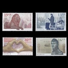 Norway 2014 - 200th Anniversary of the Norwegian Constitution Art Sculture - MNH