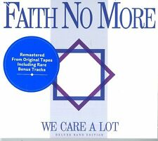 FAITH NO MORE - WE CARE A LOT DELUXE BAND EDITION  CD  NUOVO SIGILLATO