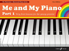 Me And My Piano Keyboard Part 1 Piano Keyboard Solo Play SONGS FABER Music BOOK