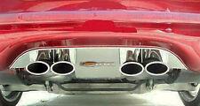 C5 Corvette 1997-2004 Z06 Logo Exhaust Filler Panel No Thanks