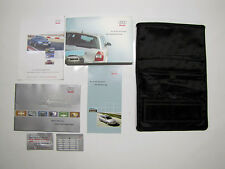 Audi A4 Avant DIRECTIVES Mode d'emploi Manuel d'instructions 2001 Allemand Set
