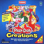 PLAY-DOH CREATIONS Playskool Playdoh PC Game Sealed NEW