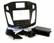 NEW! Metra 99-5827B Single/Double DIN Radio Install Kit For 2012-14 Ford Focus