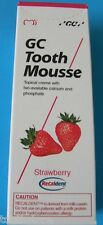 GC Tooth Mousse single 40g - Strawberry flavour
