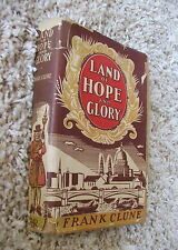 Land of Hope and Glory by Frank Clune HC DJ 1st 1946