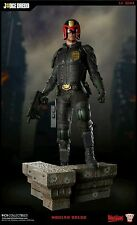 Pop Culture Shock Judge Dredd mega city exclusive movie modern 1:4 statue pcs