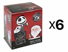 Funko The Nightmare Before Christmas Mystery Mini Random Vinyl Figure (6-Pack)