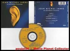 """JEAN-MICHEL JARRE """"En Attendant Cousteau"""" (CD) 1990"""