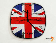 Flags - United Kingdom - UK - Travel - World Countries - Wall Clock