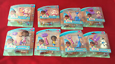 SET OF 8 PACKS - DOC MCSTUFFINS FIGURES - DOC & FRIENDS - STUFFY HALLIE LAMBIE
