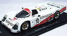 New SPARK 1/43 Porsche 962C 1987 Le Mans #10 KBS024 From JAPAN